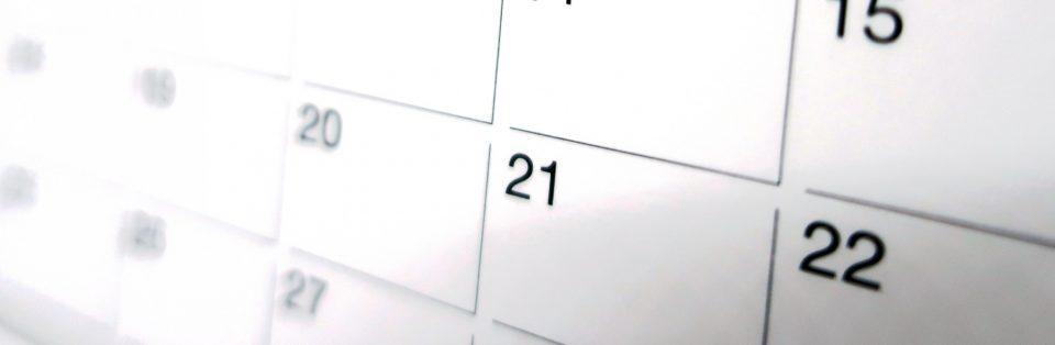 締め日と支払日