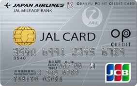 JALカード OPクレジット